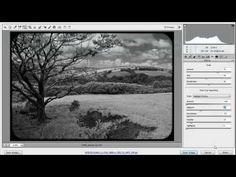 Mono Magic in Adobe Camera RAW