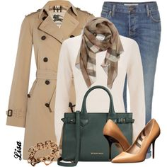 Burberry 2015 by lbite1 on Polyvore featuring Burberry