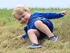 The Stir-Prince George's Reaction to First Horseback Ride Is All Sorts of Adorable