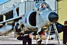 Uk Navy, Royal Navy, War Jet, British Aerospace, Fixed Wing Aircraft, Post War Era, Aviation Art, Military Aircraft, Air Force