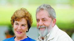 Mulher de Lula, dona Marisa sofre AVC e é internada em estado grave