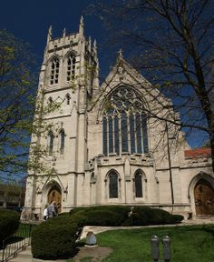 Grace Episcopal Church in Chicago