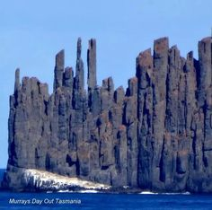 Cape Raoul Tasman Peninsula photo credit to Murrays Day out tasmania