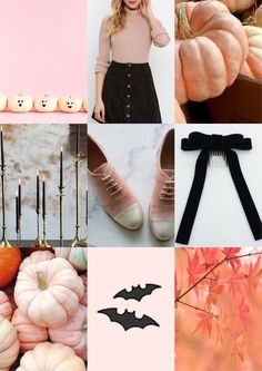 Black Cream, Pink Black, Autumn Inspiration, Design Inspiration, Pink Halloween, Pink Aesthetic, Color Palettes, Mood Boards, Art Inspo