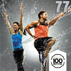 Wowza - water, water, everywhere! Anyone feel like they sweat this much in BODYSTEP™? #STEP100 #TBT