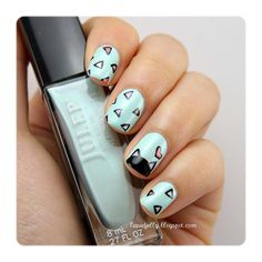 Julep Nail of the Day by Liquid Jelly