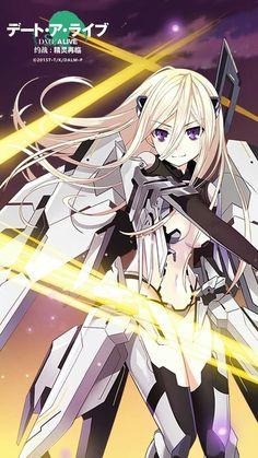 Manga Anime Girl, Sci Fi Anime, Anime Chibi, Date A Live, Romantic Comedy Anime, Anime Date, Anime Sketch, Galaxy Wallpaper, Anime Characters