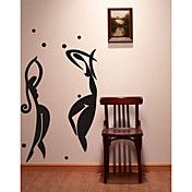 kunstliefhebbers muur sticker (0565-gz392) – EUR € 12.37