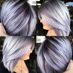 """""""Shadow Lilac ... by @makeupbyfrances  #behindthechair #shadowroot #lilachair"""""""