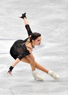 Evgenia Medvedeva || NHK Trophy 2017