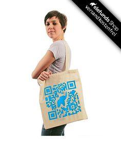 #elefunds - #Jutetasche - türkis - 12,40€ - 100% organic cotton and fairtrade - Versand kostenlos
