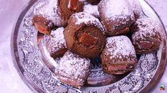 Cualquier excusa es buena para disfrutar de unos pastelitos o bocados dulces, sobre todo si estos son caseros.  Además, llevan chocolate y dulce de membrillo..., por lo que resultan ideales para recargar energía a cualquier hora del día.