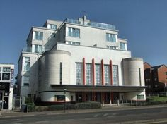 Ascot Cinema, Glasgow - now converted to flats