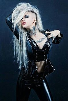 Sara Fabel. Because Finnish girls are awesome.