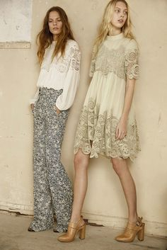 Chloé Pre-Fall 2015 - Slideshow - Runway, Fashion Week, Fashion Shows, Reviews and Fashion Images - WWD.com
