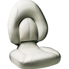 Attwood Centric Fully Upholstered Seat - Base Color Gray