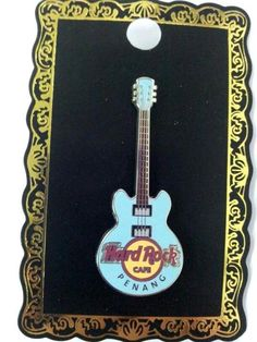 Core guitar Hard Rock Cafe pin – RM45