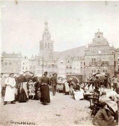 Grote Markt 1900