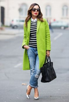 Colorful And Bright 2017 Street Style