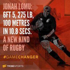 GameChanger - Jonah Lomu