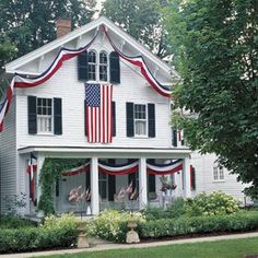 The Style Sisters: Memorial Day and 4th of July Decorations