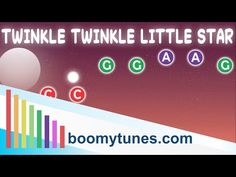 Preschool Music, Teaching Music, Music For Kids, Good Music, Star G, Video Go, Elementary Music, Twinkle Twinkle Little Star, Music Classroom