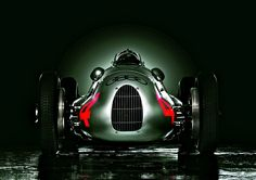 Auto Union Type D An ultimate favorite of mine.