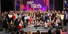 All the Osmond's on Oprah!!
