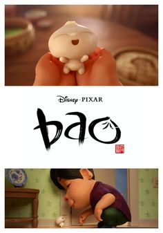 "The Story and Women Behind Disney•Pixar Short ""Bao""  #Bao #Incredibles2Event #shortfilm #entertainment"