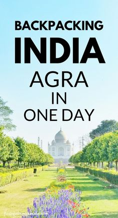 One day Agra itinerary 5 BEST places to visit in Agra - Backpacking the Golden Triangle, North India Beautiful Places To Visit, Cool Places To Visit, Places To Travel, Travel Destinations, Travel Advice, Travel Ideas, Travel Tips, India Asia, North India