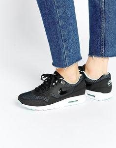 Zapatillas de deporte negras Ultra Essentials Air Max de Nike