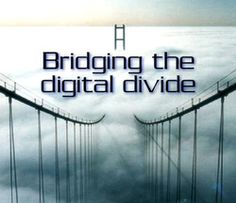 It's Time to Close the Digital Divide