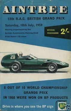 1959-British-Grand-Prix-Program-Brabham-Cooper-Wins