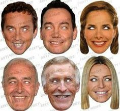 Strictly Come Dancing Masks by parties and prezzies, http://www.amazon.co.uk/dp/B009JH1LJE/ref=cm_sw_r_pi_dp_i7v6sb0X8YW90 £19.99 AMazon
