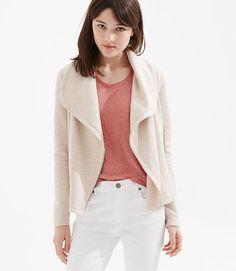 Image of Lou & Grey Cozy Moto Jacket