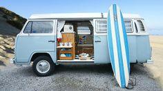 Humfrey campervan