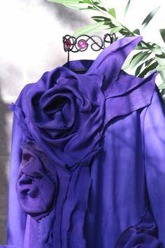 showdiva designs Dramatic Asymmetrical Leather Coat by showdiva, $620.00