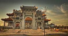 Melbourne-Daily-Photo-Blog-Buddha- Footscray- Heavenly Queen Temple- Temple-Footscray