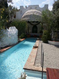 Dali's house in cadaques