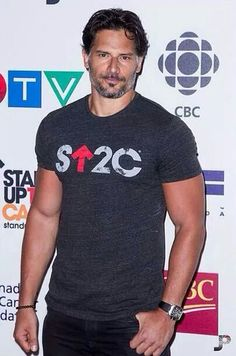 Joe up to Cancer Classically Trained, Joe Manganiello, Fine Men, Celebs, Celebrities, In Hollywood, Sexy Men, Hot Guys, Actors