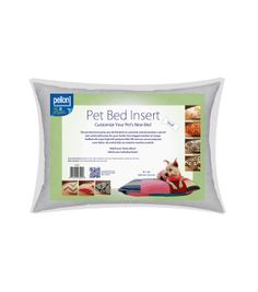 DIY Pet Bed Insert- Small & Fiberfill & Pillow Forms at Joann.com