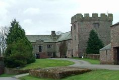 Catterlen Hall is a tower house that was built in the 15th century. It is located in Cumbria, England.