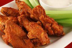 7 Years Younger Binge-Buster Recipe: Buffalo Wings