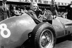 1958 World Champion Mike Hawthorn, Scuderia Ferrari, Ferrari Dino 246