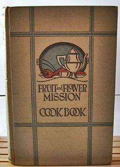 Mission Cookbook