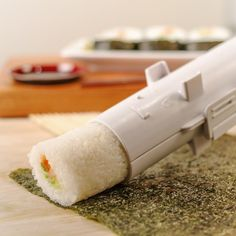 The homemade Sushi revolution is now well under way and this is why you need to ensure that youre appropriately armed with The Sushi Bazooka. Dont waste