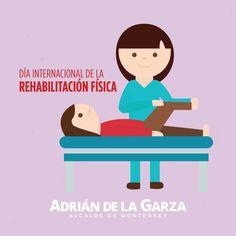 La rehabilitación es un conjunto de procedimientos destinados para que todas las personas tengan oportunidad de desarrollarse tanto física, psicológica, social y laboralmente, mi reconocimiento y admiración a todas las personas que apoyan en este proceso.