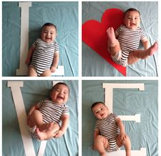 Valentine's Day Gifts for Mom, Dad, & the Grandparents: Frame a Photo Shoot! Monica Guzman posted this on Pintrest last year and it's so cute! She wrote: Mini Valentines photo shoot! All done with the iPhone and pic frame app! Cut out letters from project paper board.