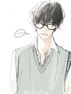 Adopted !! Tobi. He is really shy . He is top person in his class . He is very smart
