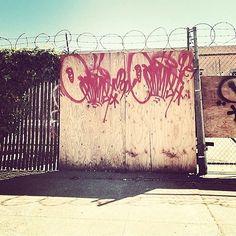 déjà vu by Optimist (@tim_the_optimist). #optimist #graffiti #handstyle